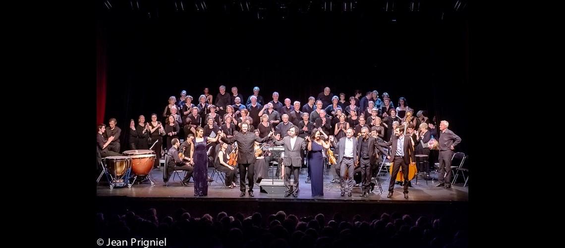 la Traviata - salut final