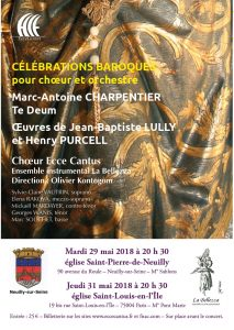 Charpentier, Purcell, ....
